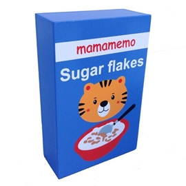 Mamamemo legemad i træ, sugar flakes - frosties