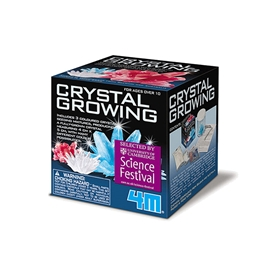 4M Kidzlabs eksperiment legetøj Crystal Growing - 10 år