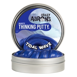 Crazy Aarons thinking putty magnetic, tidal wave
