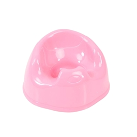 Mini Mommy dukke potte rosa