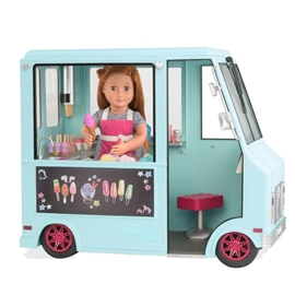 Our generation Ice Cream truck - Isbil