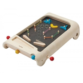 Plan Toys pin ball i træ