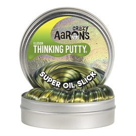 Crazy Aarons thinking putty Illusions Super Oil Slick