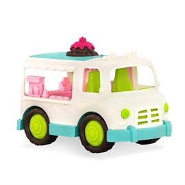 Wonder Wheels Ice Cream Truck