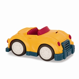 Wonder Wheels sportsbil, gul